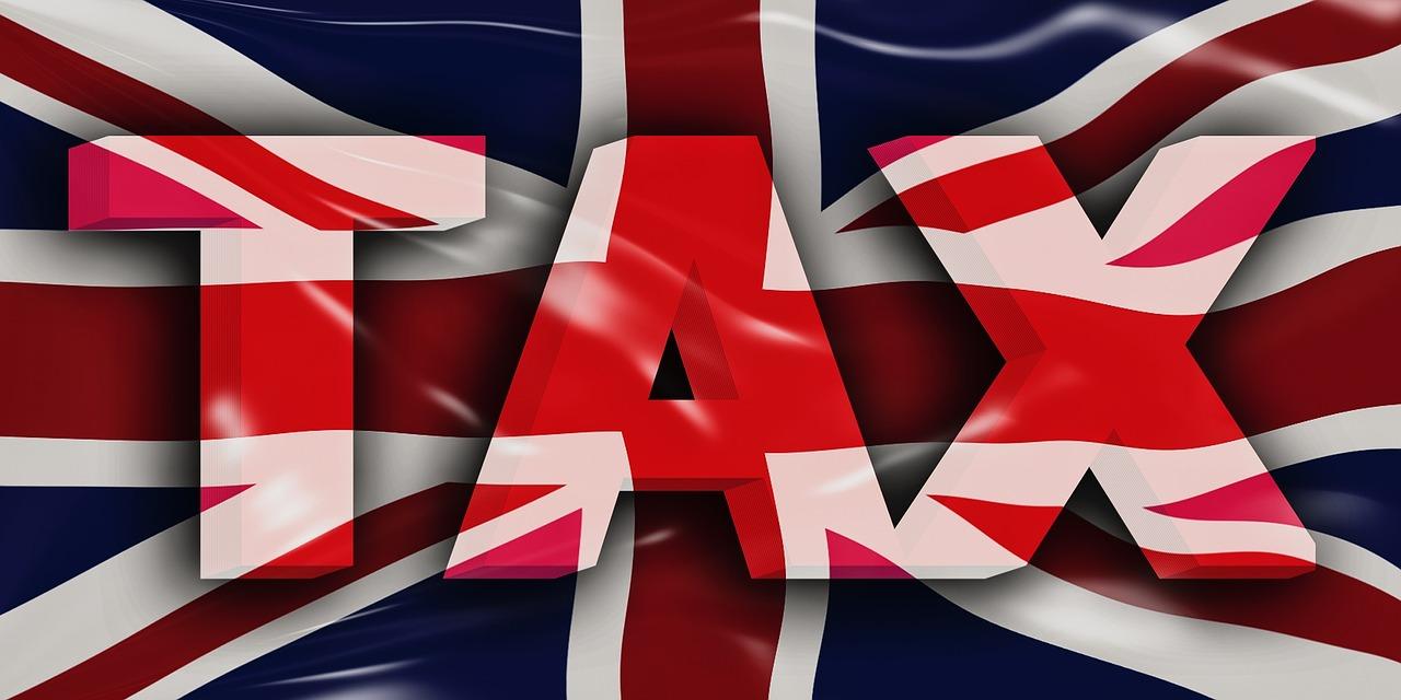 podatki vat w UK